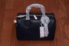 NWT Michael Kors $298 Studio Mercer Medium Duffle Handbag Purse Admiral Navy