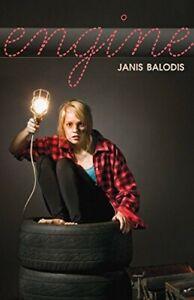 Engine  New Book Balodis, Janis