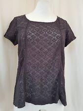 Ladies Fatface Banham Lace Top Style Size 12 (AV8-19)