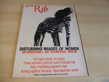 Spare Rib Women's Liberation Feminist Magazine Number 59 June 1977