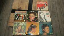 Lot vinyles 45T.Gigliola Cinquetti,Alan Jack,les 5 saisons-Années 60