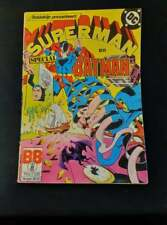 Superman & Batman Special  Nr8 Baldakijn  Dutch 1986