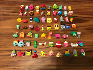 Lot of 70  Shopkins - All Different Season - Some rare  must see
