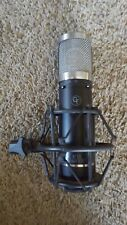 Groove Tube GT55 Mic with Case and Shock Mount Holder. Excellent Condition
