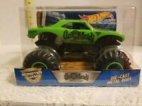 Hot Wheels Monster Jam 1:24 Scale Gas Monkey Vehicle