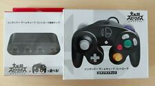 Nintendo Gamecube Controller Super Smash Bros Ultimate + Adattatore NUOVI