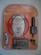 Reproductor portátil de CD/MP3, Paquete Sellado De Banco KH2259, atractivo y de alta calidad