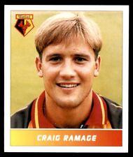 Panini Football League 96 - Craig Ramage Watford No. 305