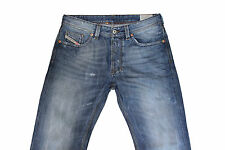 Diesel Larkee 0843R Straight Jeans W31 L32 100% Authentic