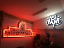 Palace Of Poison Neon Sign