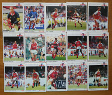 Premier League 1992 Season Team Set Football Trading Cards