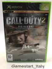 CALL OF DUTY 2 COLLECTOR'S EDITION (XBOX) NUOVO SIGILLATO NEW SEALED PAL VERSION