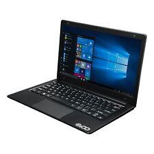 """EVOO 11.6"""" Ultra Thin Laptop, AMD A4-9120 Processor, 32GB Storage, 2GB, Mini ..."""