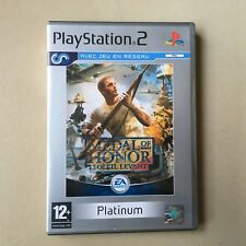 MEDAL OF HONOR SOLEIL LEVANT PLAYSTATION2