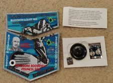 2010 Scout Jamboree Silver Surfer Theodore Roosevelt Nassau OA Marvel Stan Lee