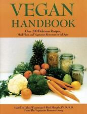 Vegetarian Journal Reports: Vegan Handbook : Over 200 Delicious Recipes, Meal Pl