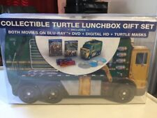 Turtle Collectible Lunch Box Gift Set