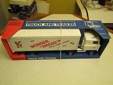 Hostess Wonder Bread ERTL Semi Tractor & Trailer