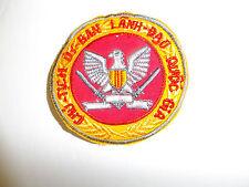 b5130 RVN Vietnam  HQ Head Quarters General Staff Cho Tich Ban Lanh Dao IR6C