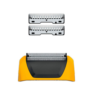Wahl Yellow Lifeproof Shaver Replacement Foils, Cutters and Head for 7061 Series