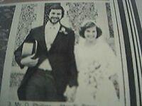 ephemera 1976 kent wedding small picture mr d phillips miss n berry