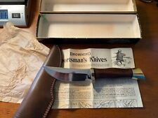 Browning USA Sportsman Knife Mod. 4518 (1969) M/in box