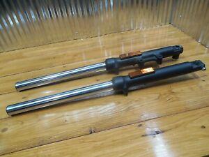 00-10 Buell Blast P3 500 Anteriore Forcella Set / End Sospensione Unità J0120.TL
