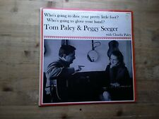 Peggy Seeger Tom Paley Whos Going To Shoe Your Pretty... VG Vinyl Record 12T113