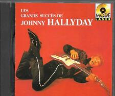 CD ALBUM 16 TITRES--JOHNNY HALLYDAY--LES GRANDS SUCCES DE JOHNNY HALLYDAY