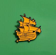 Disney Peter Pan Icons Pirate Ship Lanyard Trading Pin