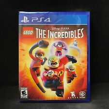 Disney Pixar Lego The Incredibles (PS4) BRAND NEW/ Region Free