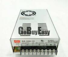 SE-350-12 MeanWell AC/DC Power Supply Single-OUT SE-350-12 12V 29A 348W New