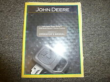 John Deere X500 X570 X580 X584 X590 Mt Tractor Owner Operator Manual Omm153412
