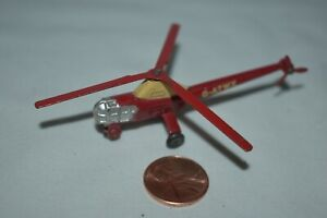 Dinky Toys Vintage Diecast #716 Westland Sikorsky Helicopter G-ATWY