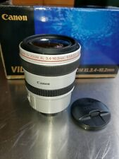 Canon XL 3.4-10.2mm f/1.8-2.2 Lens