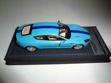 1/43 Tecnomodel Aston Martin Rapide Blue / Blue Stripe #4 0f 10 N BBR MR  Rare