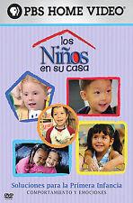 Los Ninos en su Casa: Soluciones Para la Primera Infancia 2008 by PBS