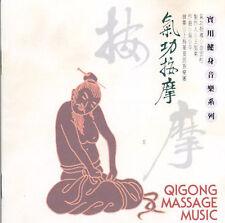 SHANGHAI CHINESE TRADITIONAL - Qigong Massage Music - CD - *NEW STILL SEALED*