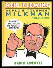 Reid Fleming World's Toughest Milkman Vol 1 Hardcover David Boswell IDW HC GN NM