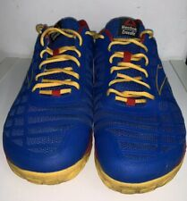 Mens Reebok  Crossfit Nano 4.0 CF74  Sz 12.5 Training Shoes Blue Yellow Red