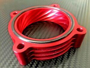 (X739) RED Throttle Body Spacer for 2016 - 2018 Kia SPORTAGE SORENTO OPTIMA 2.4l