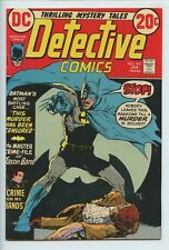 1973 DC DETECTIVE COMICS #431JASON BARD BACKUP STORY  VF-   S3