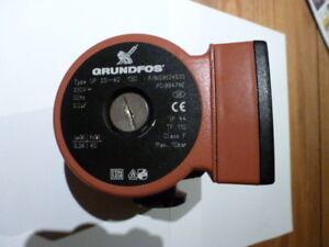 Umwälzpumpe Heizungspumpe Grundfos UP 25-40  Buderus Linea GB 112