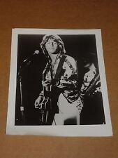 Andy Gibb 10 x 8 1977 Agency Publicity Photo