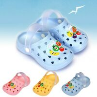 Children Infant Kids Baby Girls Boys Cute Fruit Beach Slipper Sandals Shoes