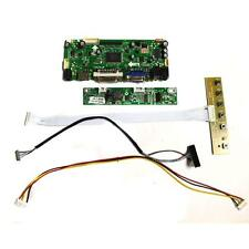 HDMI+DVI+VGA+Audio LCD Controller Board For N133I6-L02 1280*800 Gold Connector