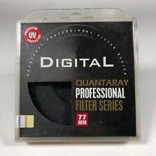 QUANTARAY Digital Professional Filter Series 77mm UV Protector DHG Lens Protect