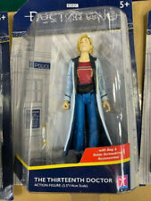 "CHARACTER OPTIONS DOCTOR WHO 13th DOCTOR NEW COSTUME 5"" FIGURE in stock!"