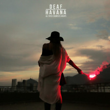 DEAF HAVANA-ALL THESE COUNTLESS NIGHTS-JAPAN CD BONUS TRACK E51