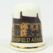 COLLECTABLE THIMBLE 'AIDENSFIELD ARMS' HEARTBEAT TV SERIES
